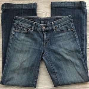 CITIZENS OF HUMANITY Dunaway #087 Stretch Jeans 27